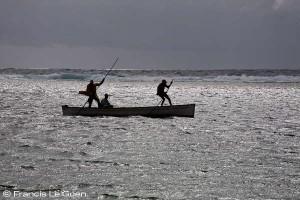 Pêcheurs à la perche Rodrigues