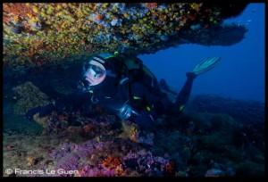 épave Marseille Batavia archipel plongée