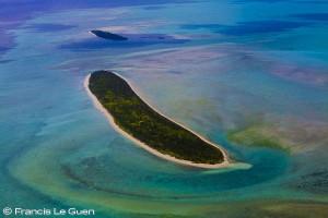 Ile aux cocos Rodrigues ocean indien