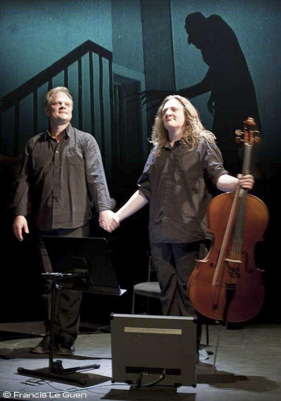Eric et Erwan Le Guen