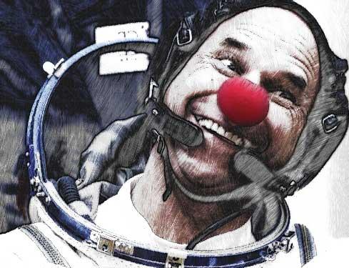 Guy Laliberté : Un clown dans l'espace...