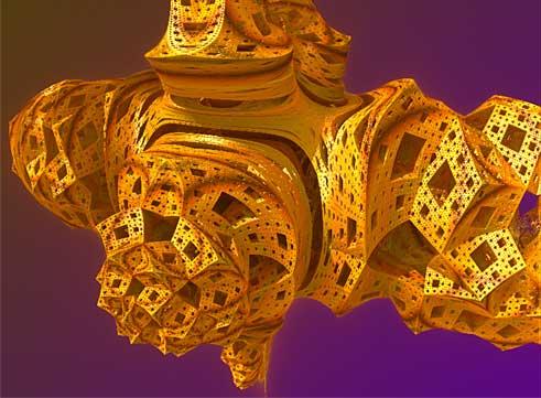 Des fractales bulbaires avec Mandelbulber - Le BloGuen : art