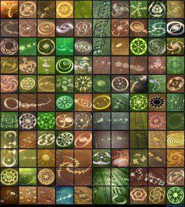 Les plus beaux crop circles d'Angleterre