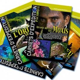 Les Carnets d'Expédition en DVD !