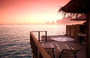 Conrad hotel Maldives