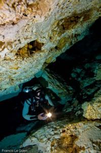 Vers le cenote Chac Mol
