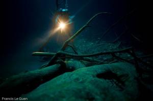 Cenote Angelita - 30m