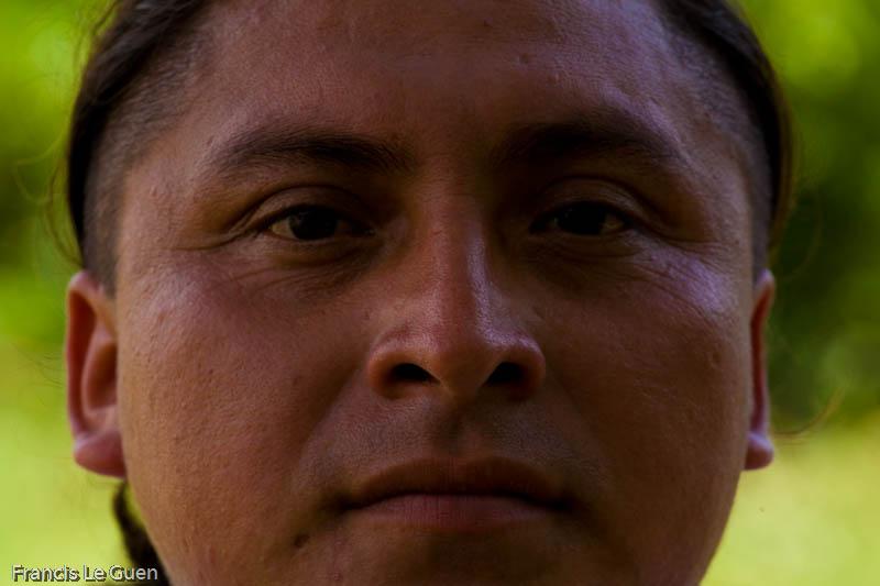 La cité maya d'Ek Balam
