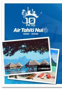 tahiti concours voyage air tahiti nui