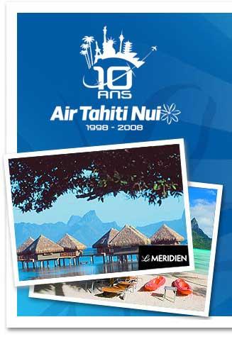Gagner un voyage en Polynésie !