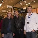 Festival d'Antibes Hubert Lacour Plongimage Francis Le Guen et David Sinigaglia