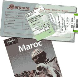 Maroc : Arrivée à Marrakech