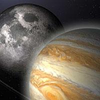 Jupiter à Terre