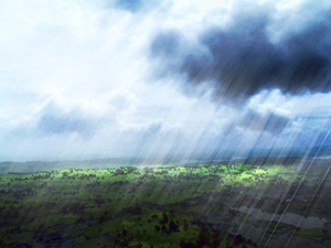 Acides de pluie