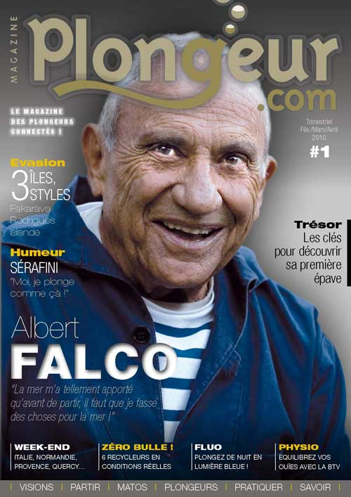 Nouveau magazine de plongée gratuit !