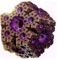 Des fractales bulbaires avec Mandelbulber
