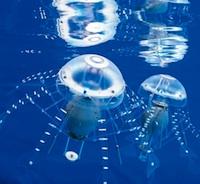 Méduses biomimétiques