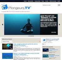 Plongeurs.tv : la télé des plongeurs