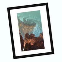 Artflakes : fractales à l'eau ou à l'huile