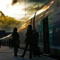 Gare Saint Charles à Marseille