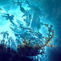 Fractales sous marines