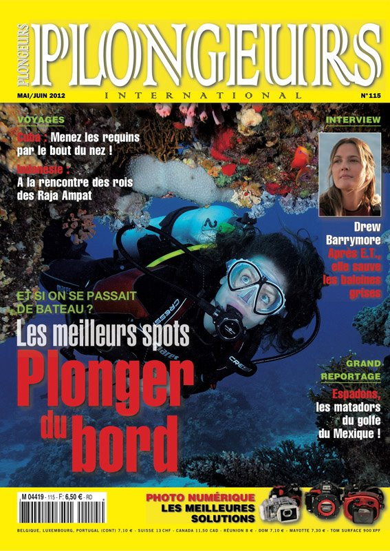 Plongeurs International n° 115