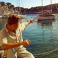 Marseille : plongée à Port Miou