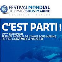 Marseille : Festival mondial de l'Image sous-marine