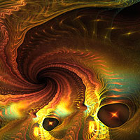 Big Bang, trous noirs, fractales et infini
