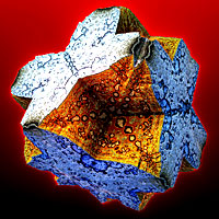 Mandelbulb3D : la fractale MixPinsky 4