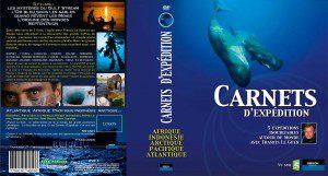 Carnets d'expédition coffret DVD