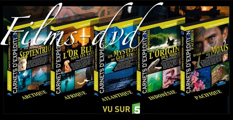Boutique : les DVD !