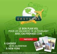 Gagnez un voyage à New York !