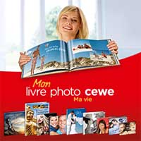 Fractale Attraction : un beau livre photo CEWE