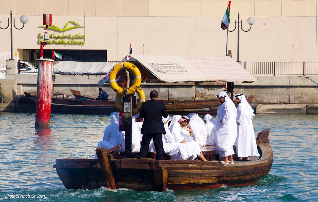 Dubaï les souks