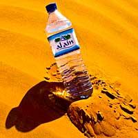 Perdus dans le désert de Sharjah !