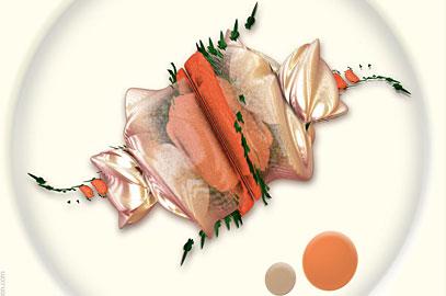 Fractales : du sushi à se faire