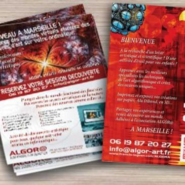 Fractales : l'association ALGOR@ est née à Marseille !