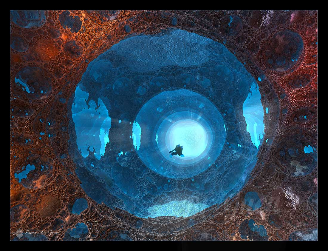 Fractales : exploration profonde de Tankeralia