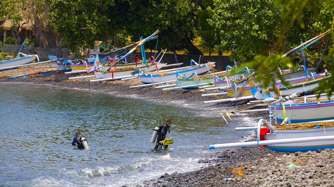 TripAdekua - USAT Liberty - Plongées à Bali - Tulamben